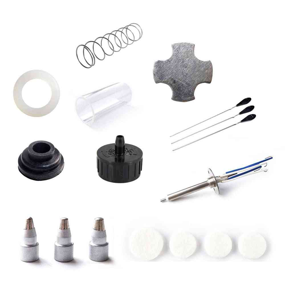 Filter Pipe Nozzle Needle Mat - Spring Heating Core Glass Tube