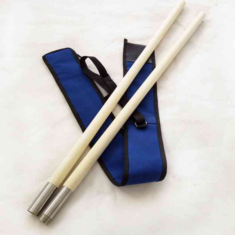 Eyebrow Stick ,combination Stainless Steel, Stitching, Folding, Short Emergency Long Bar, Two Sticks
