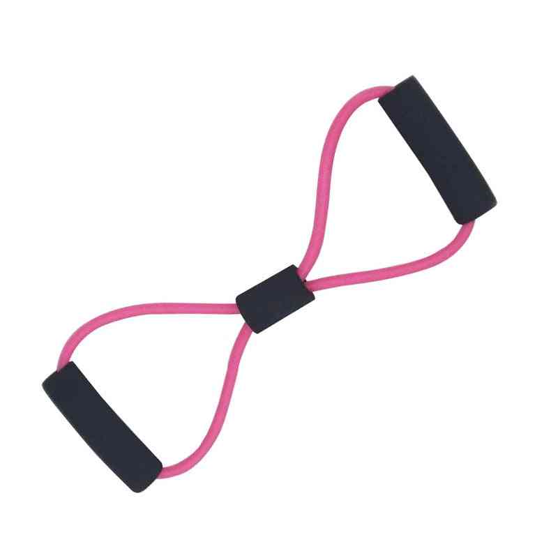 Yoga Resistance Exercise Bands, Gym Fitness Equipment, Pull Rope, Chest Expander, Elastic Muscle Training, Tubing Tension Rope