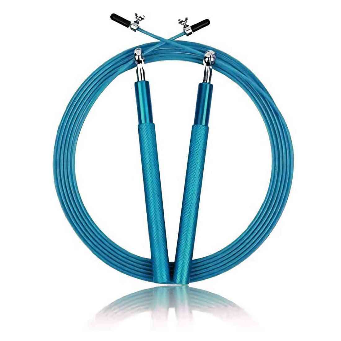 Bearing Skipping Jumping Rope, Men Workout Equipment, Steel Wire, Home, Gym Exercise And Fitness