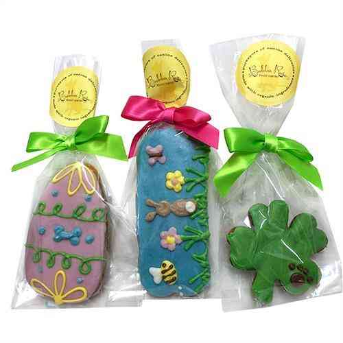 Individually Wrapped Spring Cookies (sold Individually)