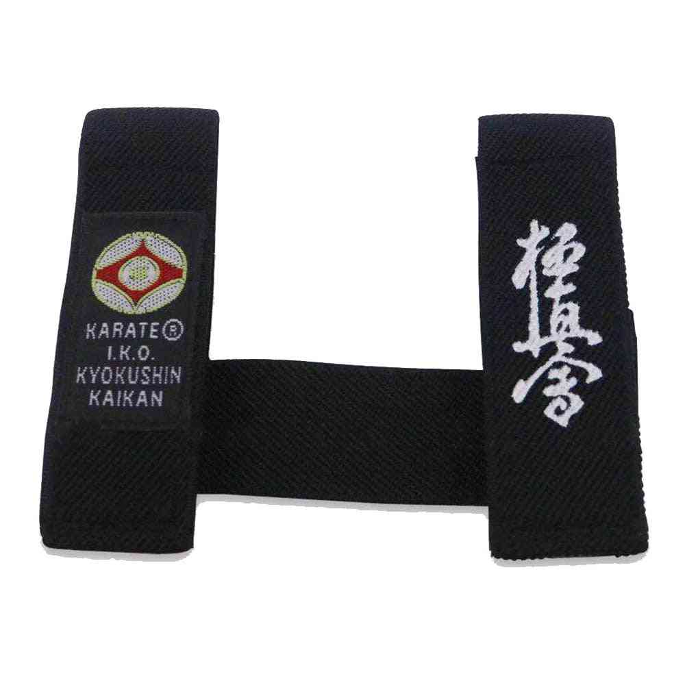 Karate Belt Fixed Retainer