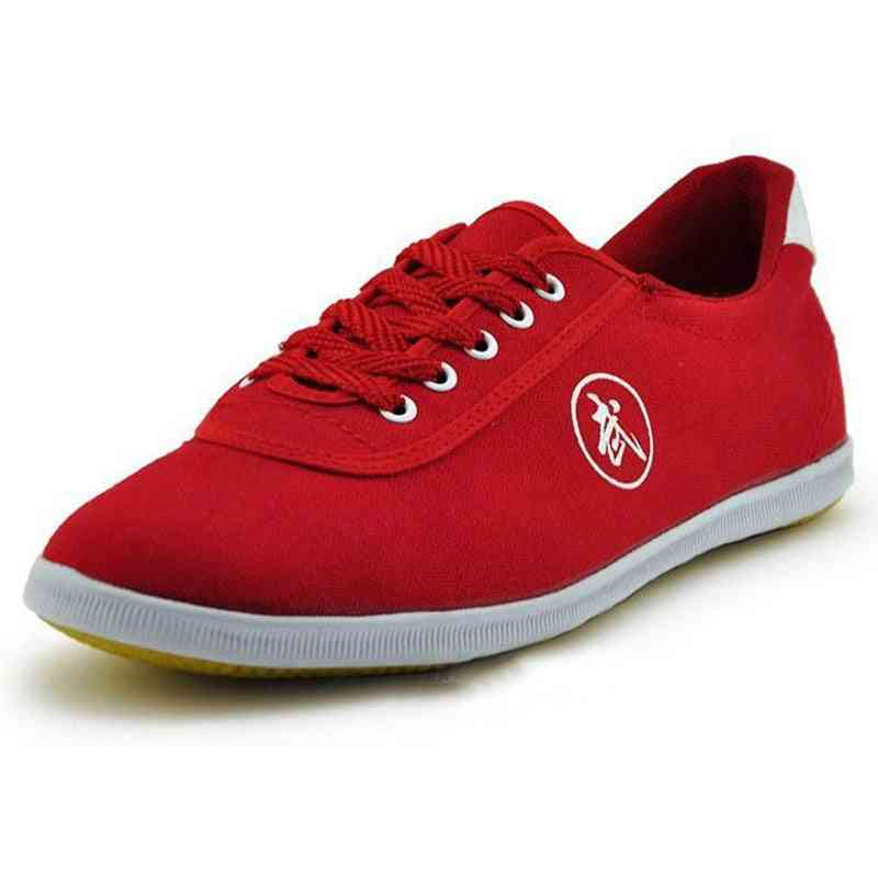 Retro Martial Arts Kungfu Fitness Practice Sport Sneakers For Adults