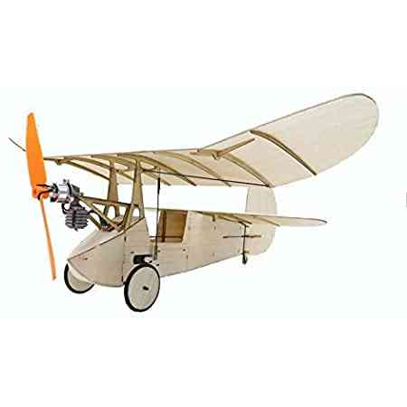 Rc Airplanes Laser, Balsa Wood Kit Spacewalk Frame Without Cover, Wood Plane