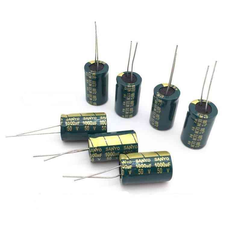 High Frequency Low Aluminum Capacitor