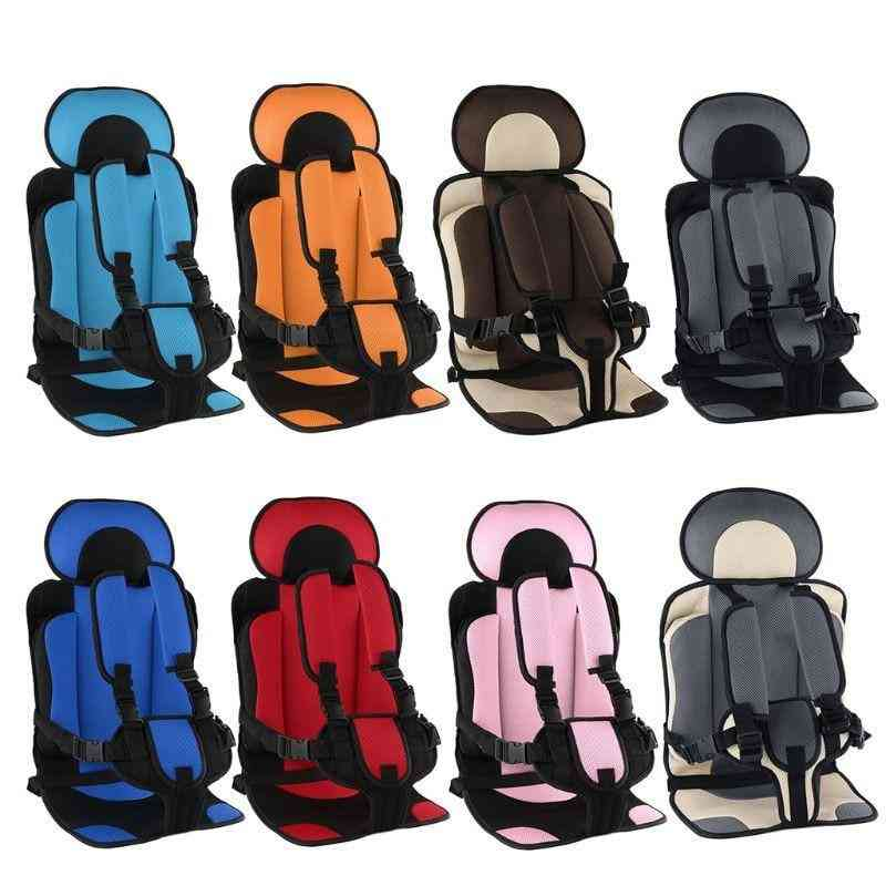 Travel Baby Safety Seat Cushion With Infant Safe Belt