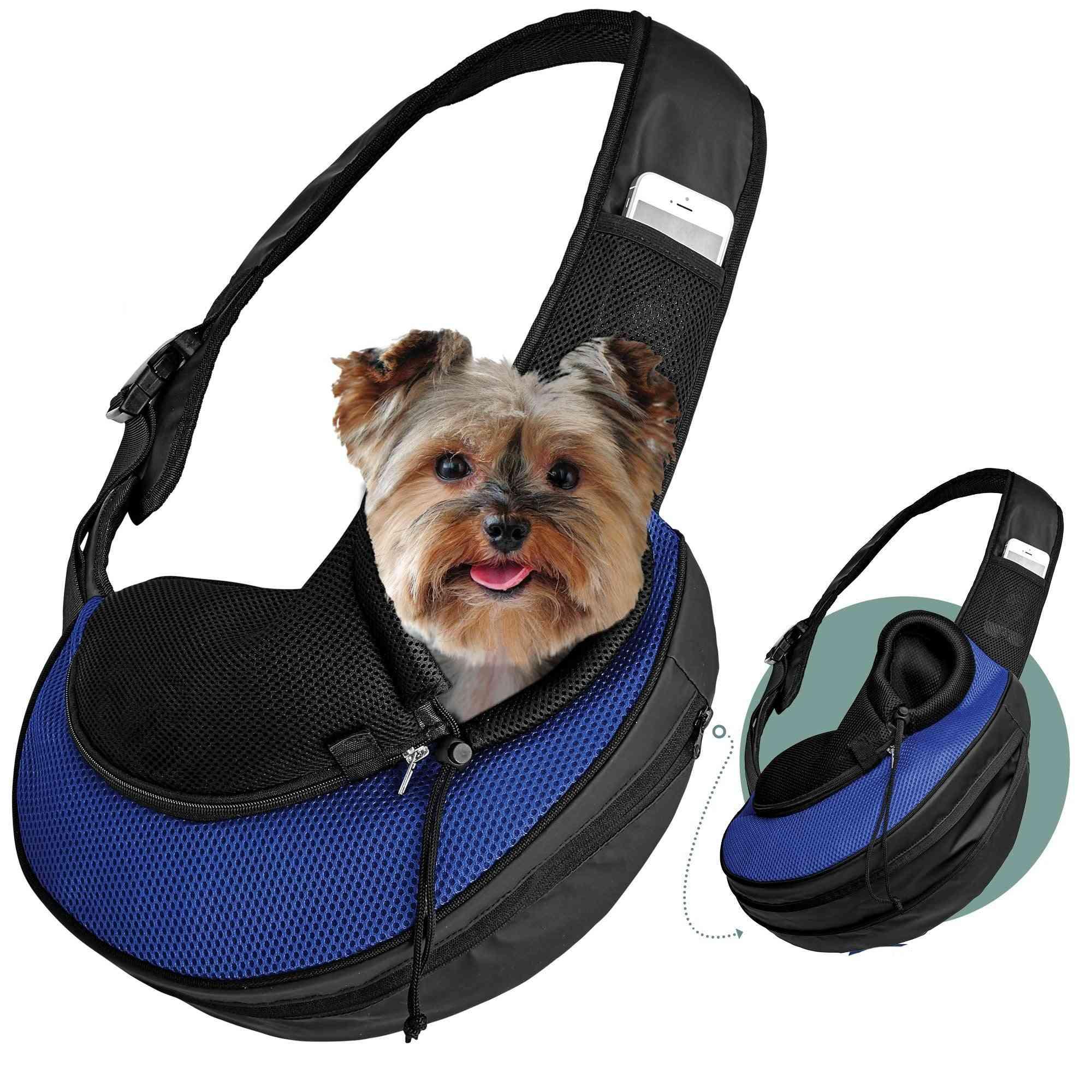 Katziela Pet Carrier Sling Bag