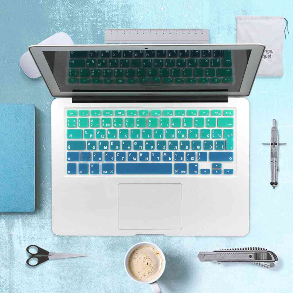 Soft Silicone Keyboard Cover