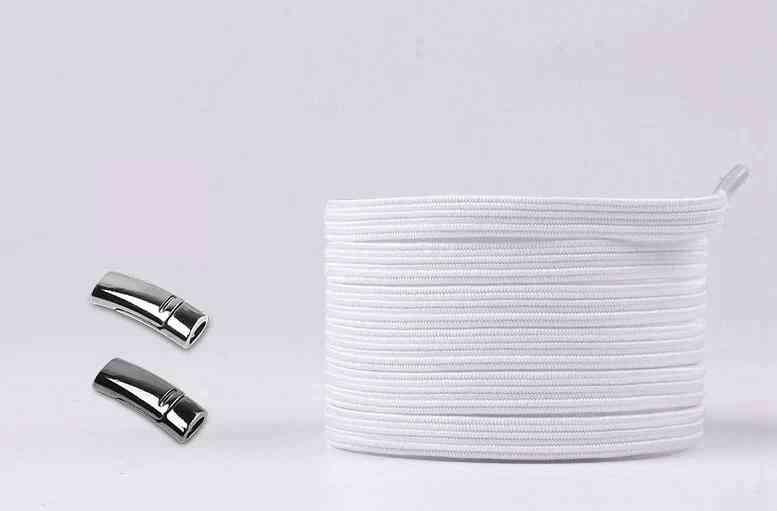 New Elastic Magnetic Locking Shoelaces