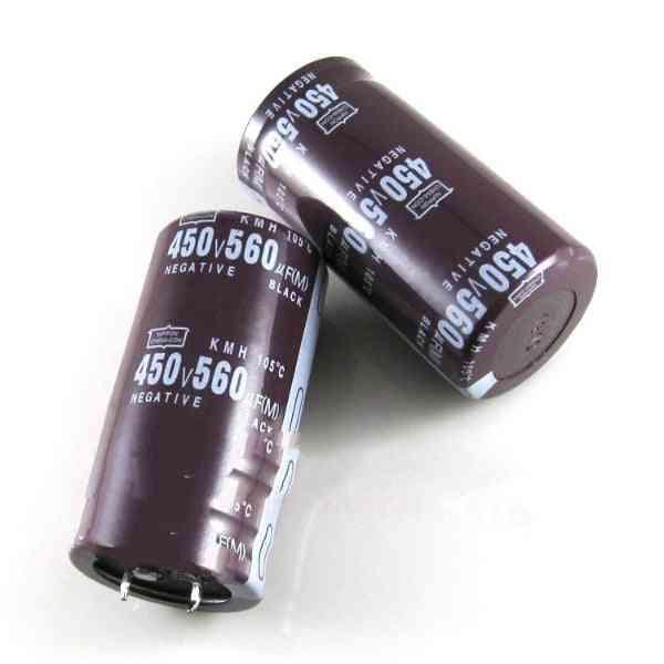 Electrolytic 560uf Capacitor
