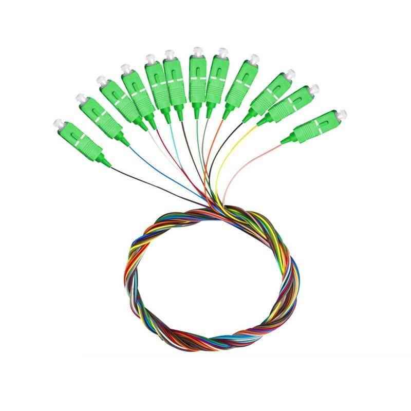 Sc Apc/upc Pigtail-sm(9/125) Fiber Optical Patch Cord