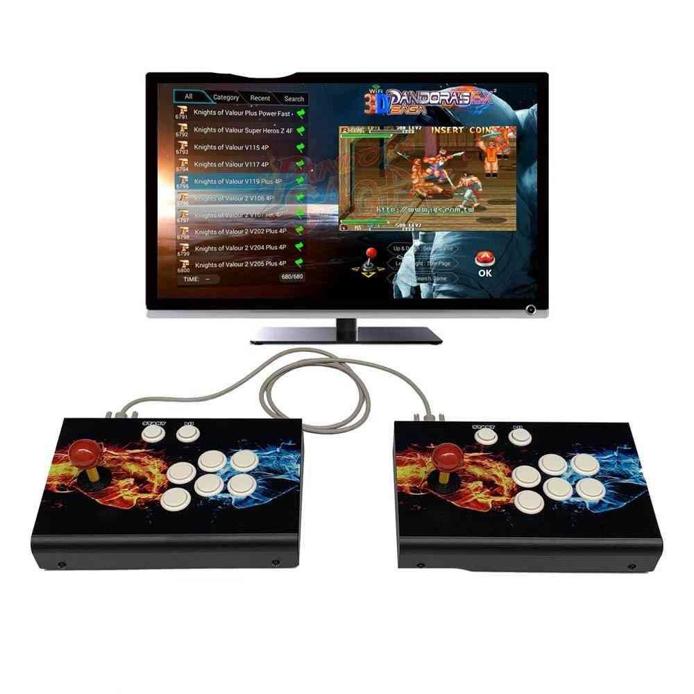 Multiplayer Joysticks Arcade Pandora Box