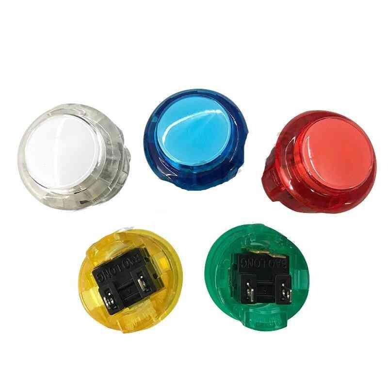 Arcade Push Button, Switch Buttons Led Lighting