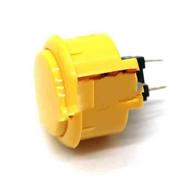 Round Push Button For Diy Joystick Set