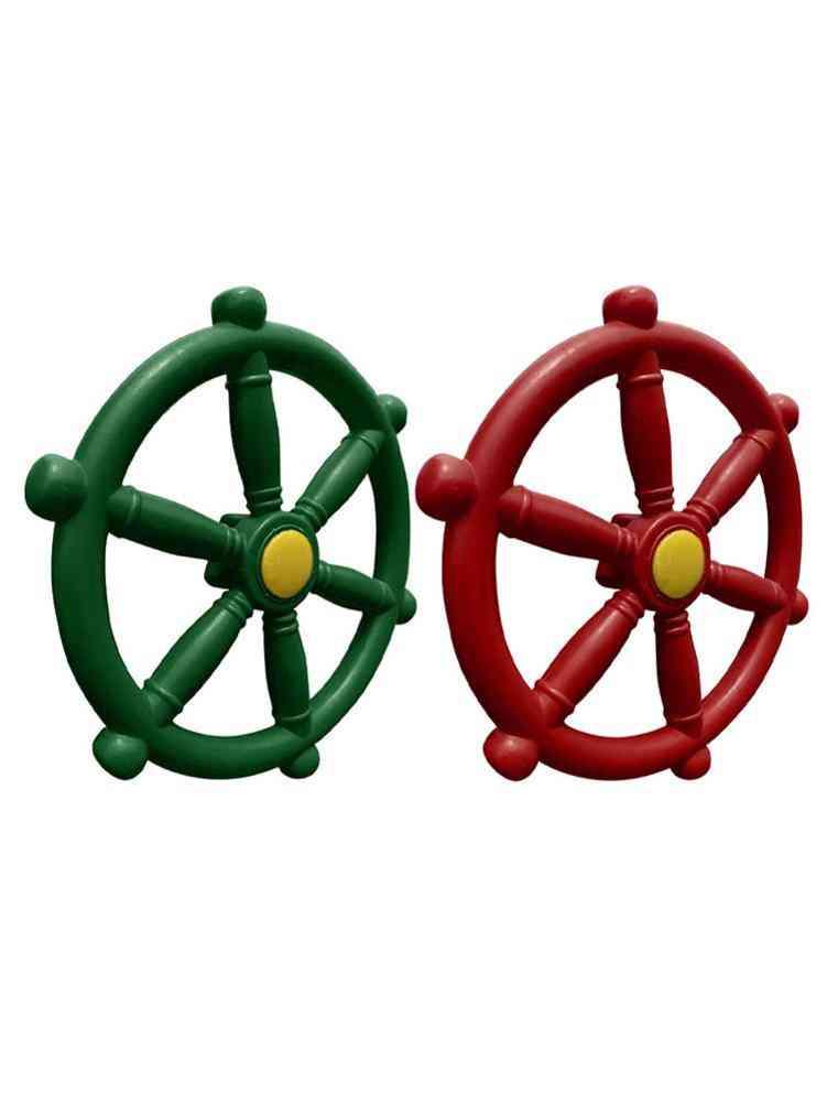 Steering Wheel Playground Ships For Amusement Park