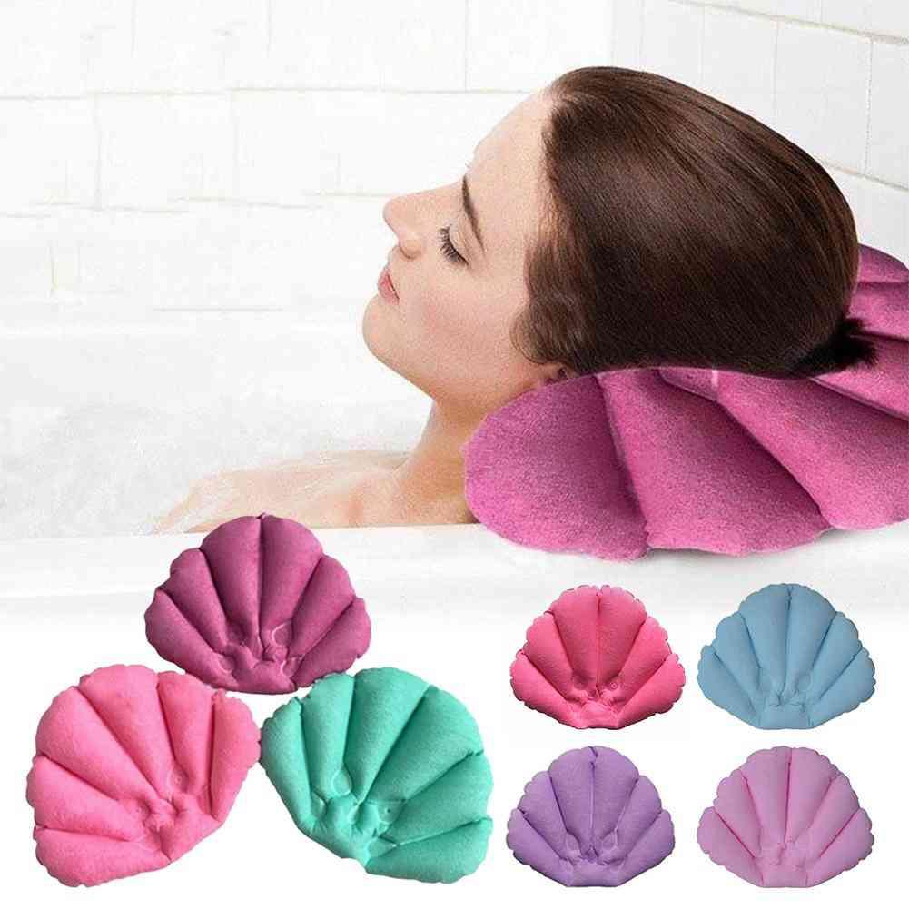 Bath Pillow Shell Shaped