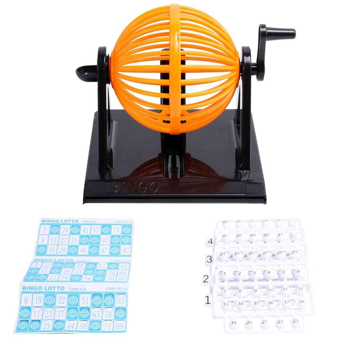 Simulative Lottery Machine