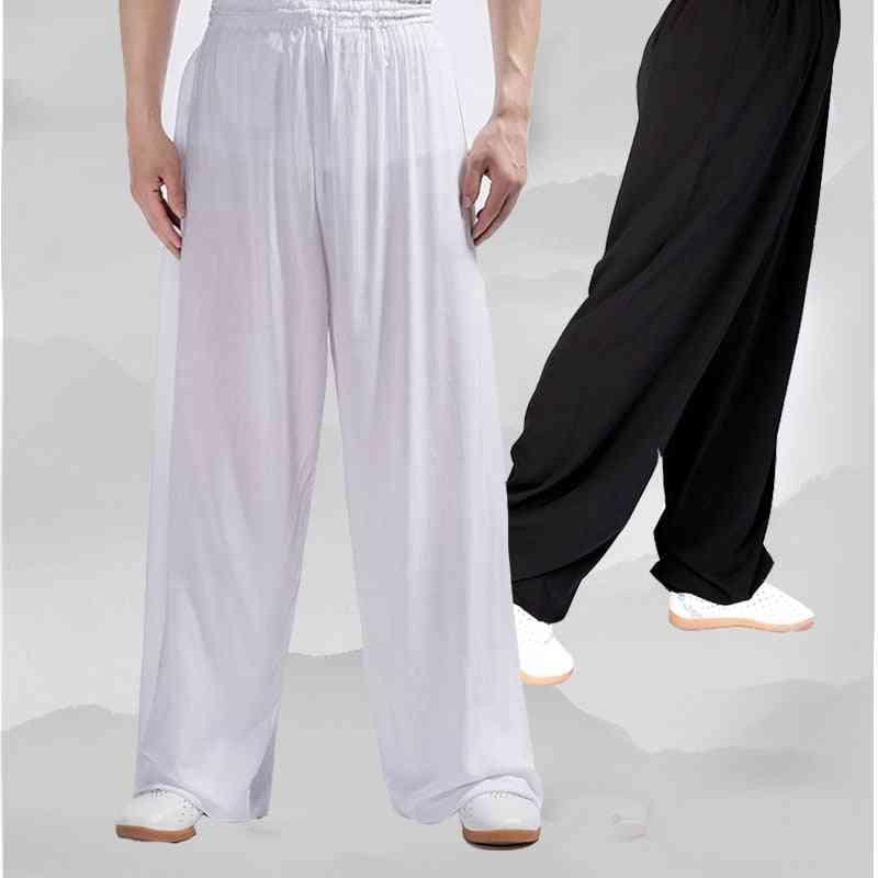 Chinese Martial Arts And Tai Chi Pant-uniform, Wushu Clothing And Kung Fu Pants