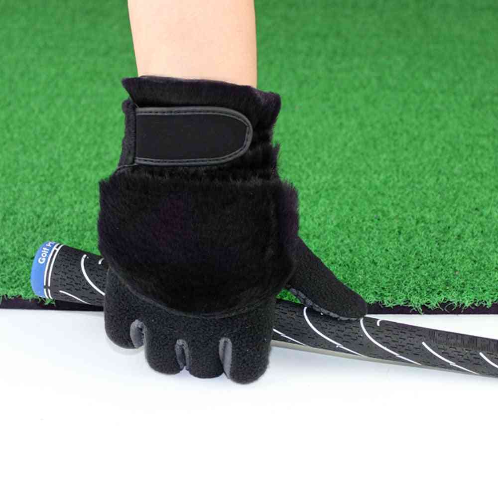 Women Winter Golf Gloves