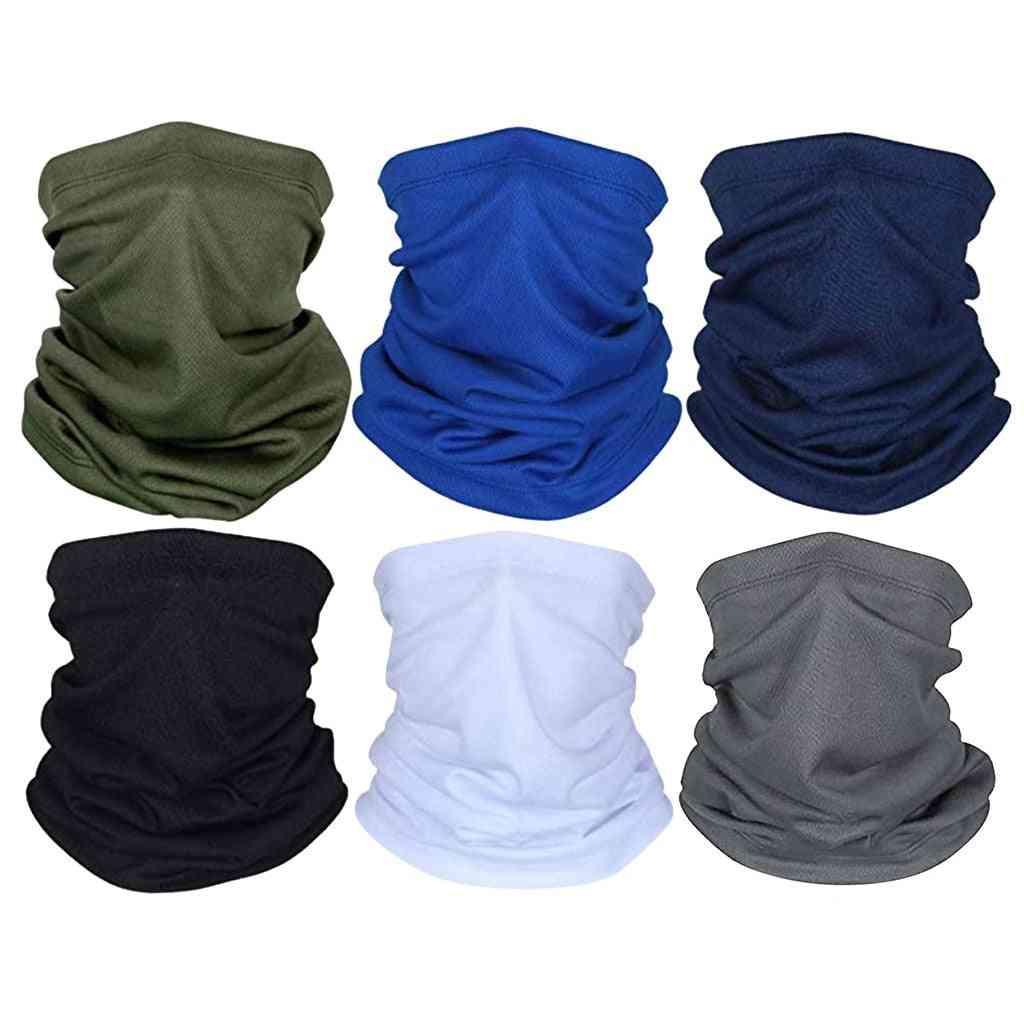 Outdoor Headscarves, Riding Headwear & Neck Tube, Magic Scarf, Women