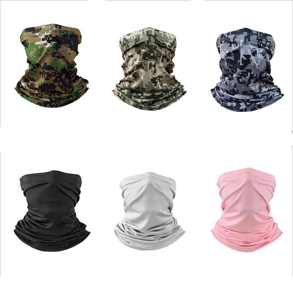 Outdoor Headscarves, Riding Headwear, Neck Tube, Magic Scarf, Women