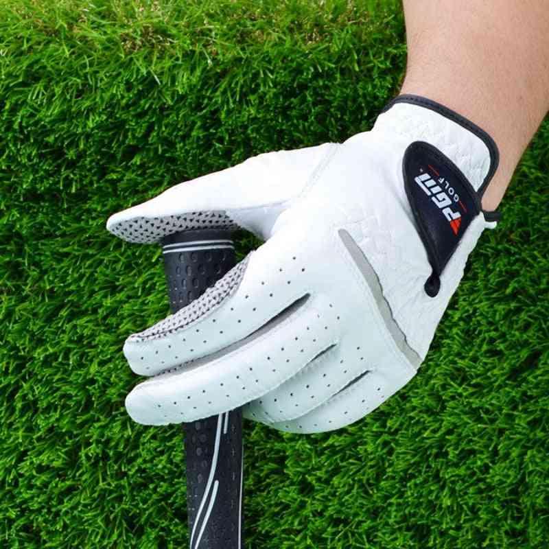 Anti-slip Granules Golf Gloves Golf Men