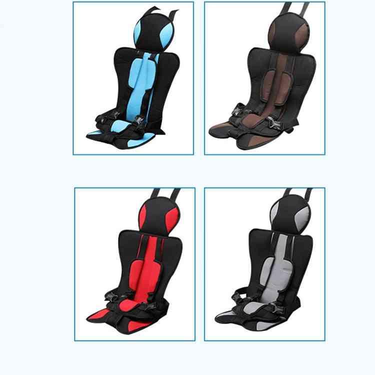 Children's Safety Seat Car Anti-slip Fixed Cushion