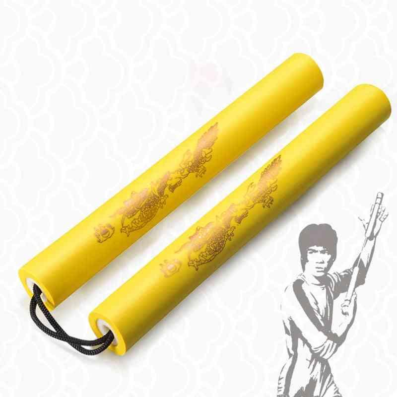 Beginner Foam Safety Nunchaku, Martial Arts Training, Props Durable, Training