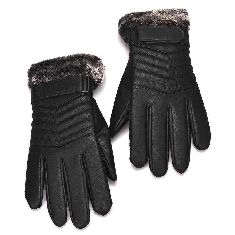 Artificial Leather Non-slip Golf Gloves