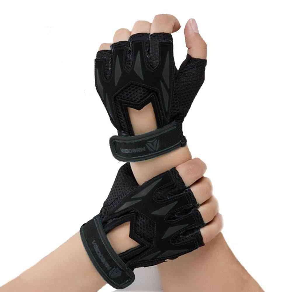 Professional Weight Lifting Gym Gloves