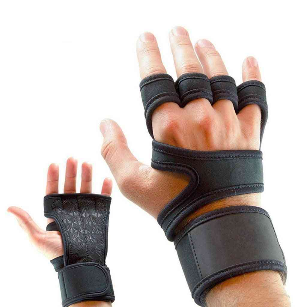 Bodybuilding Power Weight Lifting Glove