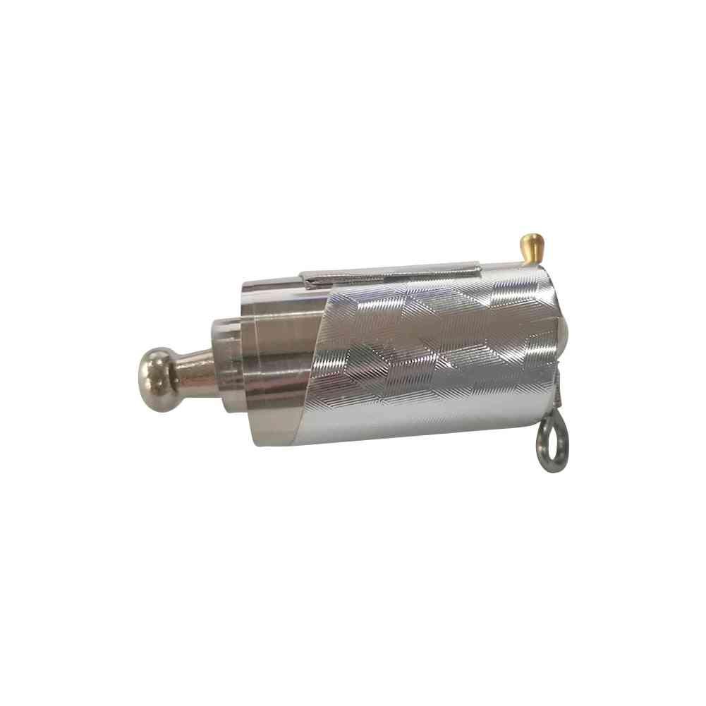 Steel Metal Magic Pocket, Self-defense Telescopic Stick