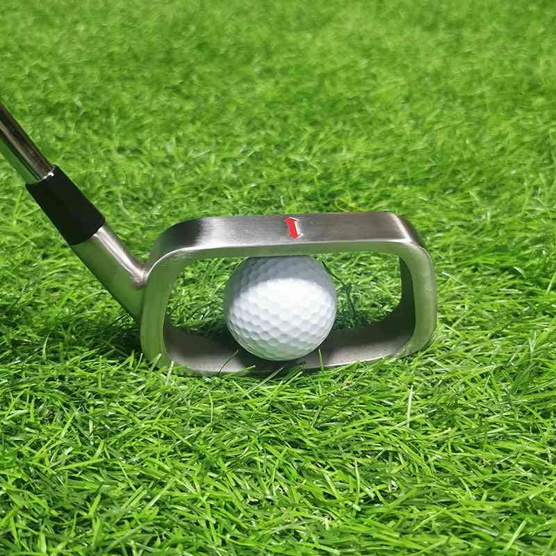 Golf Swing Trainer  Hitting Point Accuracy Aids