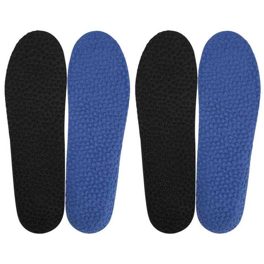 Breathable Sneaker Inserts Elasticthicken Massage Sports Shoes Insert