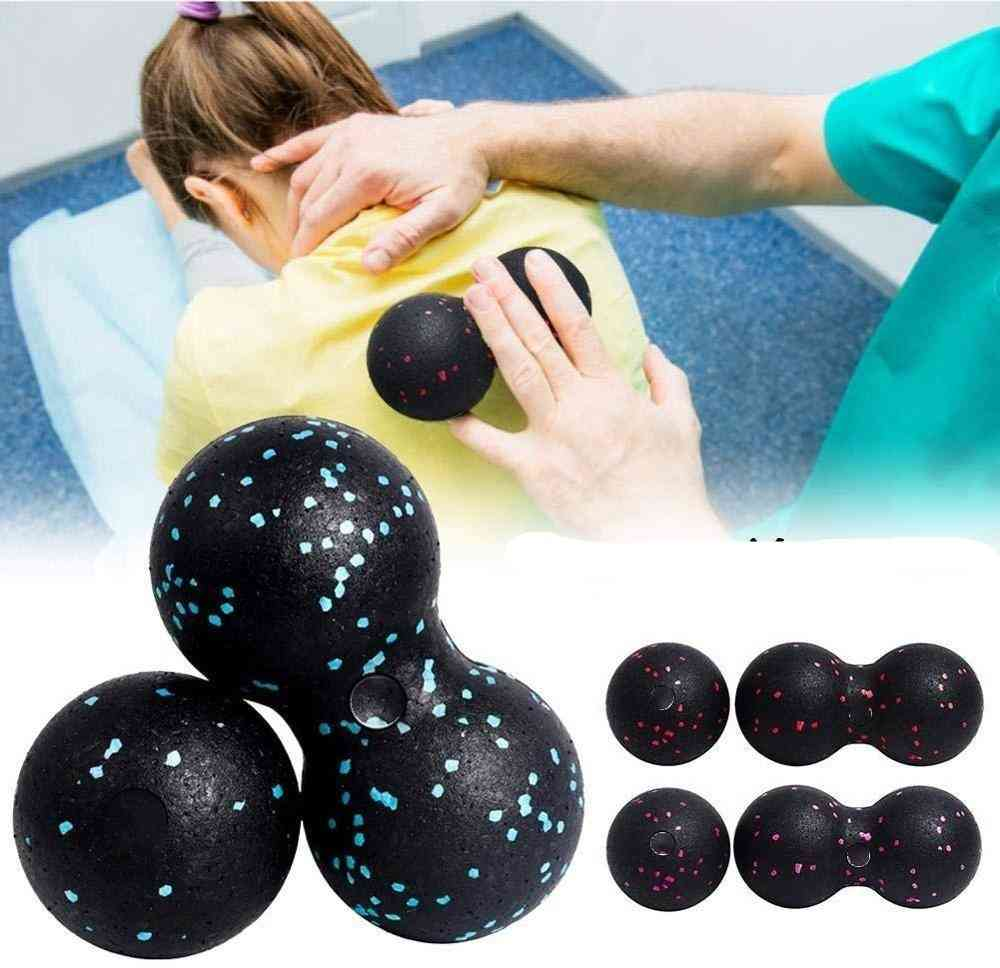 Yoga Exercise Relieve Pain Strength Training Ball
