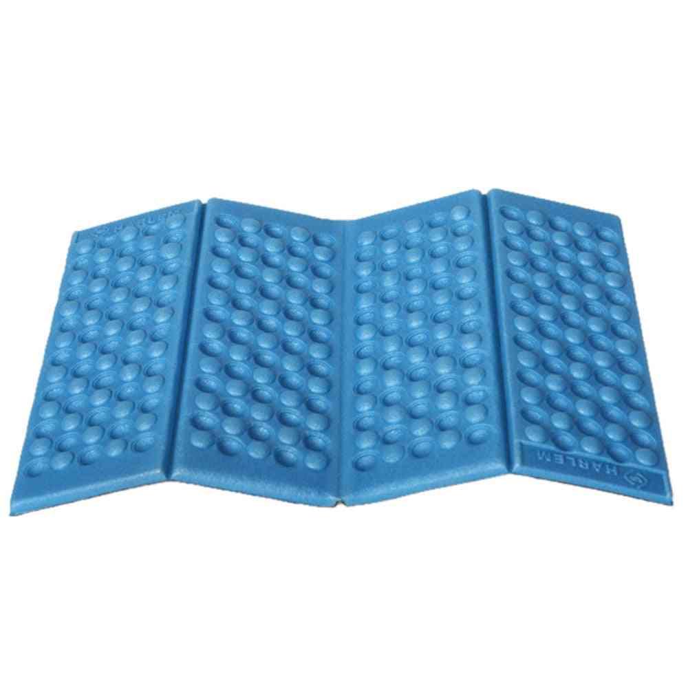Camping Hiking Moisture-proof Folding Eva Foam Pads, Mat, Cushion, Park Picnic Foldable Outdoor Waterproof Seat