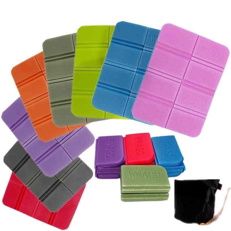 Camping Mat, Folding Portable Small Cushion Seat Pad, Moisture-proof, Waterproof, Prevent Dirty, Picnic Beach Mats