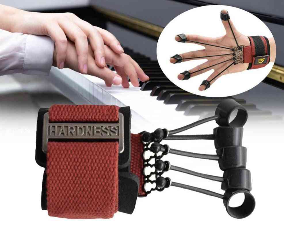 Finger Stretcher Trainer With Resistance Band