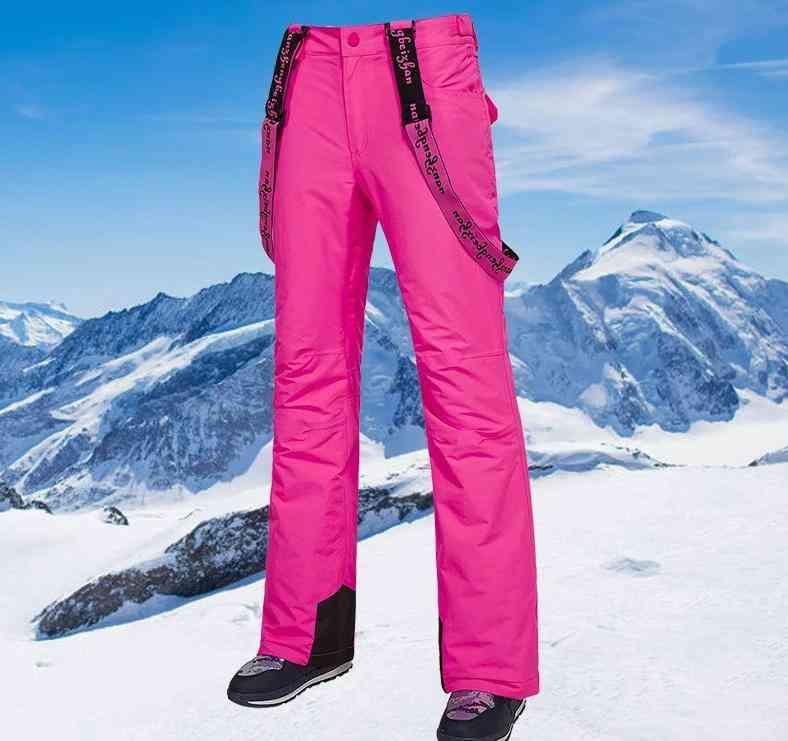 Ski Pant Windproof Outdoor Snowboard Trouser