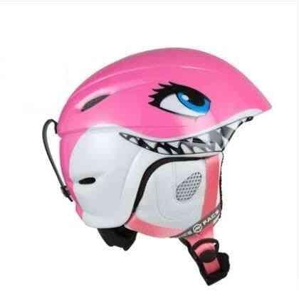 Snowboarding Skiing Helmet For Boy And Girl