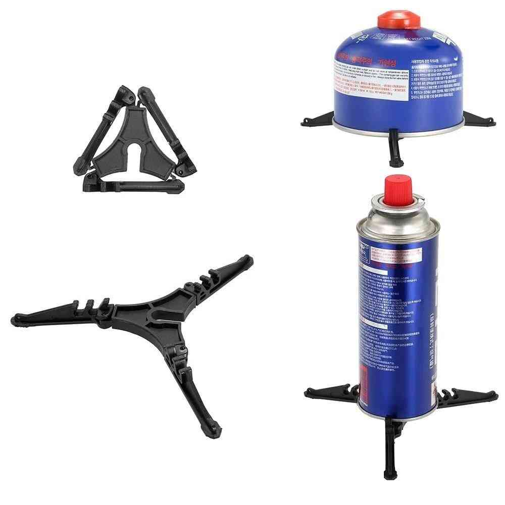 Outdoor Camping Stove Fixed Bracket Oil Bottle