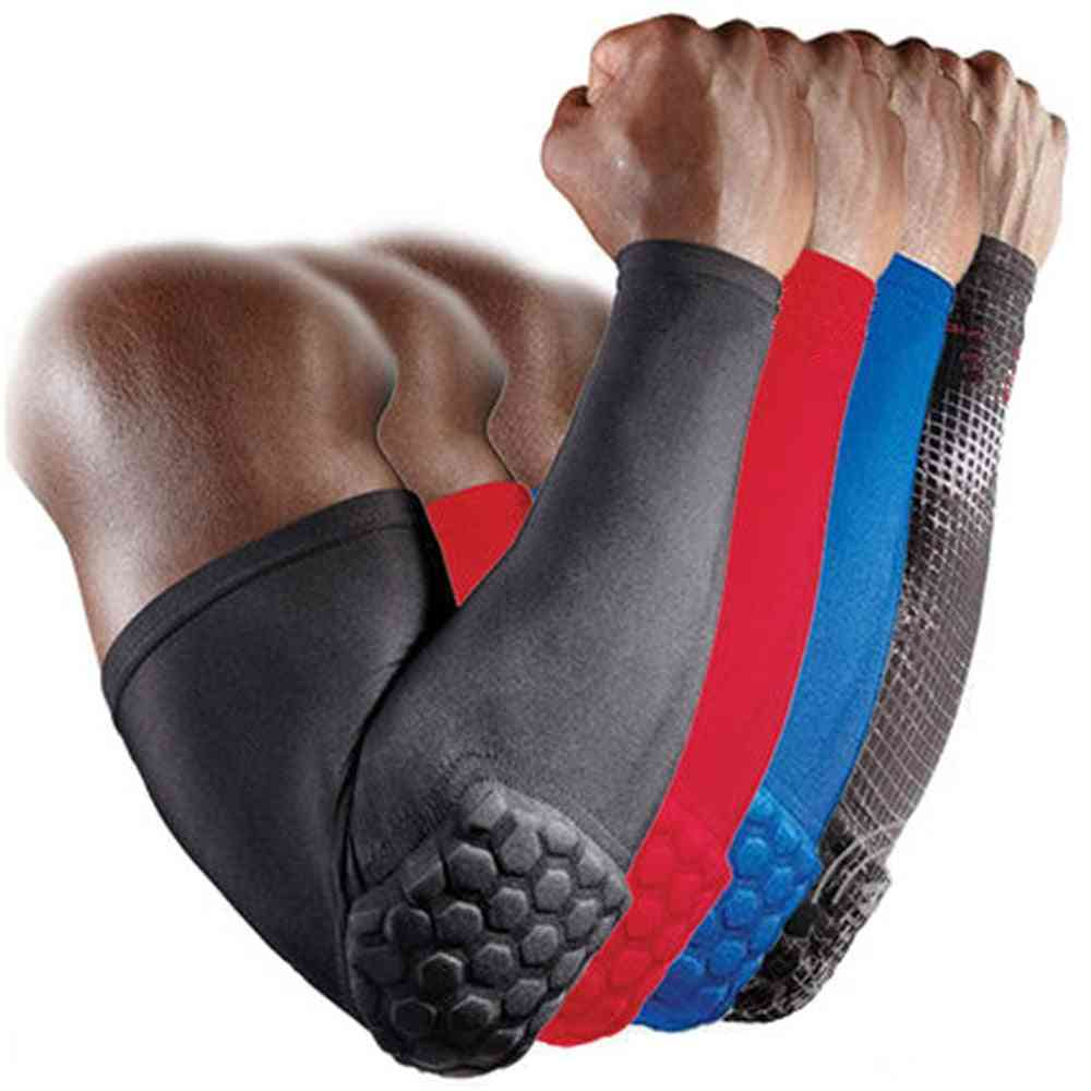 Arm Sleeve Breathable Safety Sport Elbow Pad