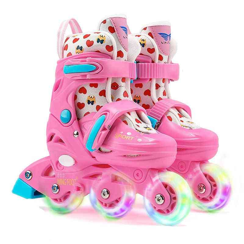 High Quality's Suits Beginners Double Roller Skates