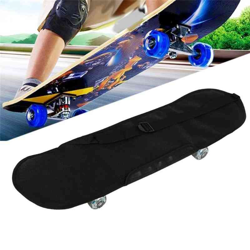 82cm Durable Convenient Portable Skateboard Backpack Cover
