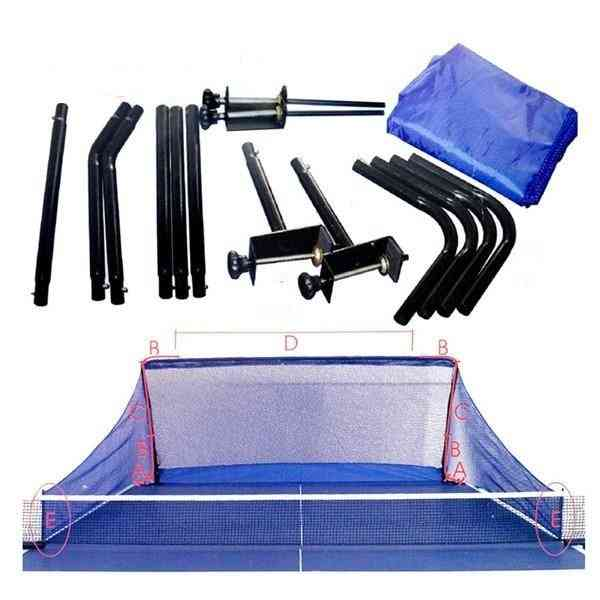 Automatic Ping Pong Ball Collector Net For Table Tennis Training