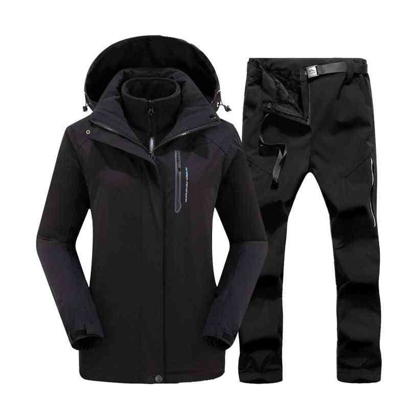 Winter Ski Suit For Women, High-quality Jacket Pants