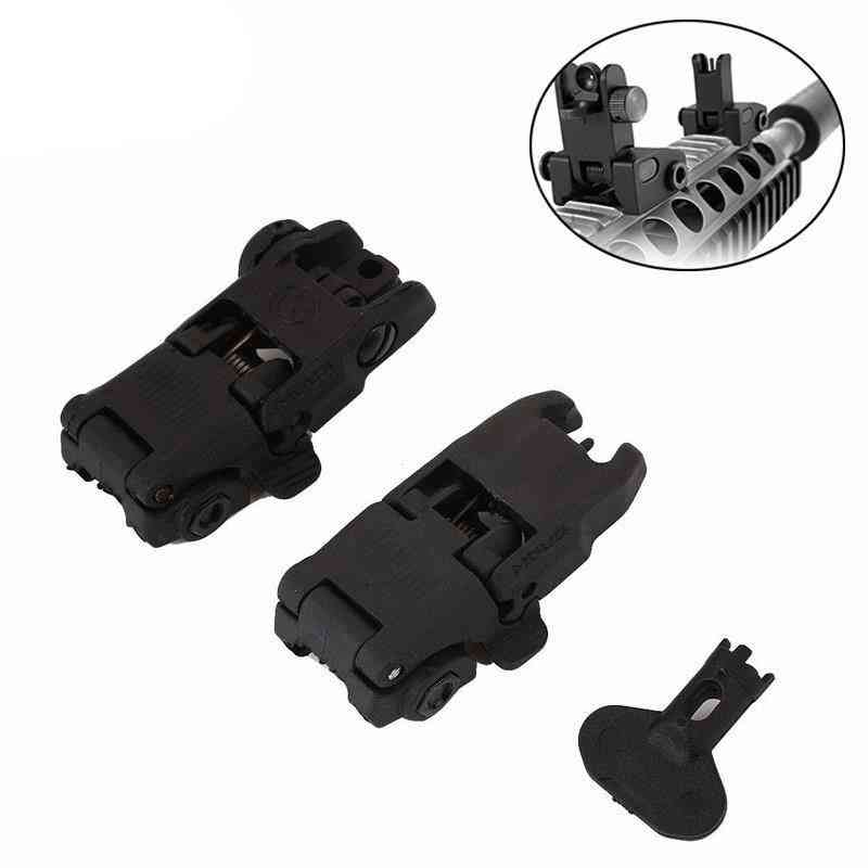 Mbus Gen 3 Backup Sights Front & Rear Set W/ Front Sight Tool