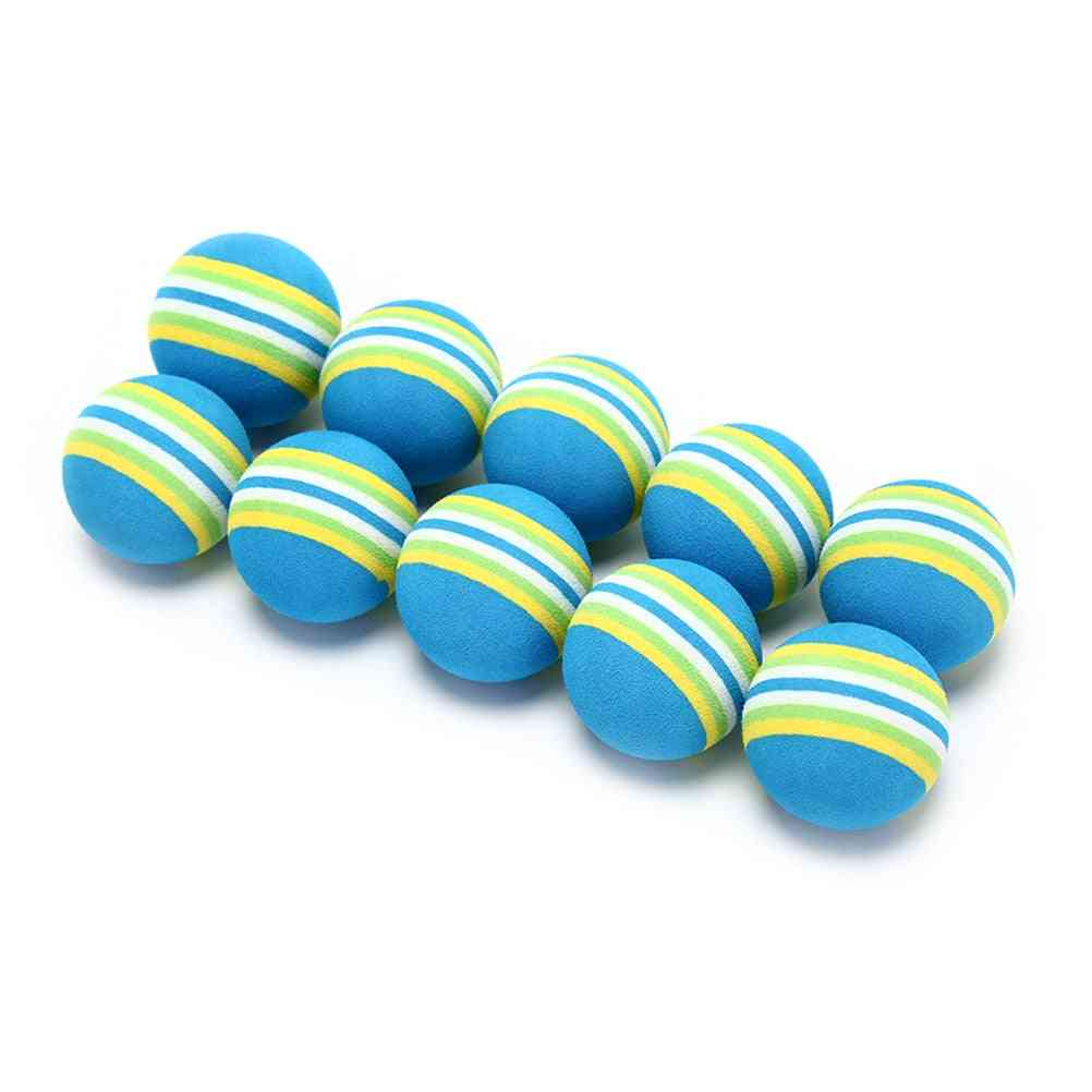 10pcs/bag Eva Foam Golf Balls