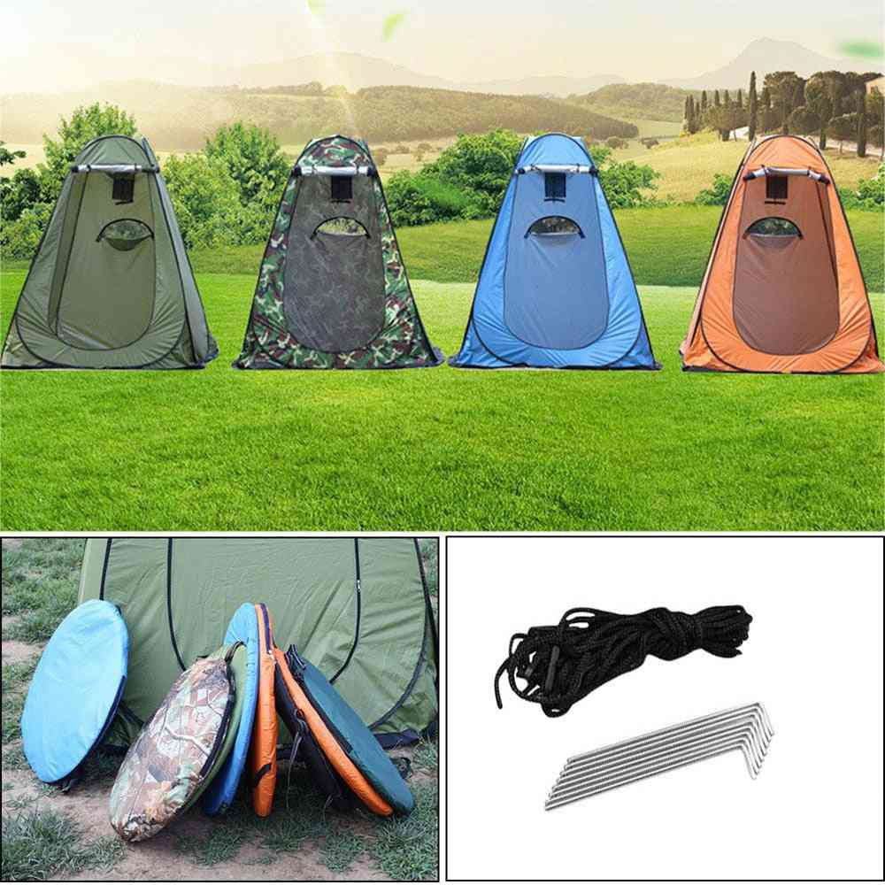 Portable Shower, Pop-up Tent, Anti-uv Outdoor, Dressing Tent