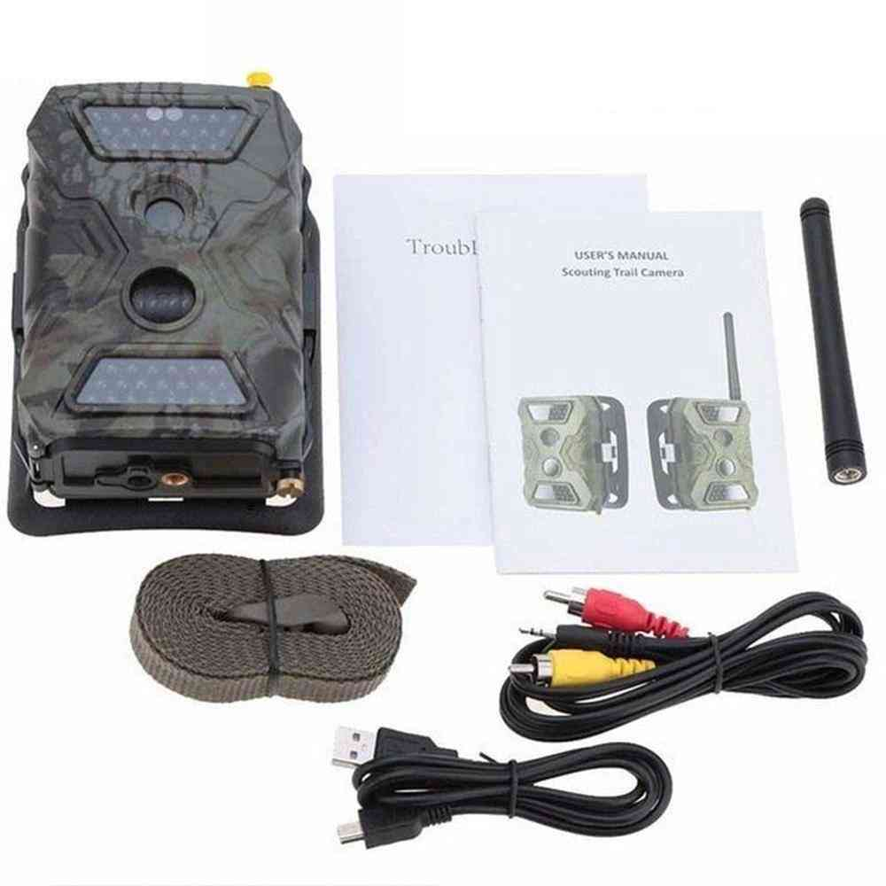 Trail Camera With Mms/gprs/smtp